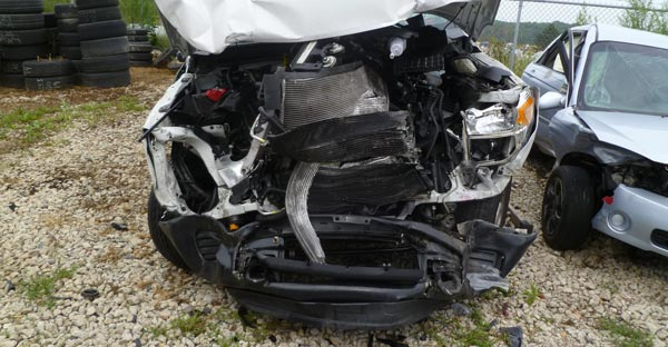 automobile accident vehicle image